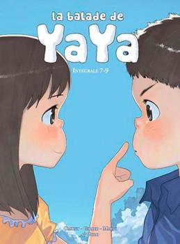 La balade de Yaya intégrale tome 3