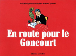 en route pour le Goncourt