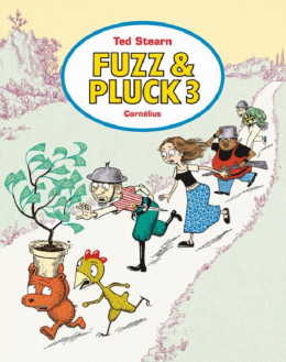 Fuzz & Pluck tome 3