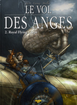 le vol des anges tome 2 - royal flying corps