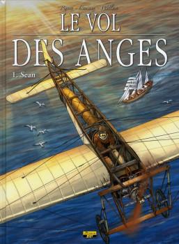 le vol des anges tome 1 - Sean (édition 2010)