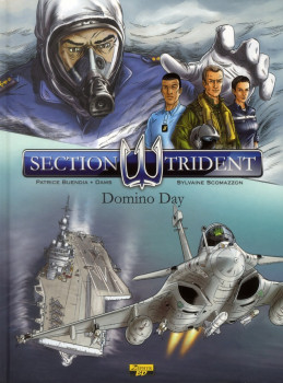section Trident tome 1 - domino day