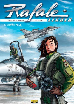 Rafale leader t3 - north pole - bd+documents