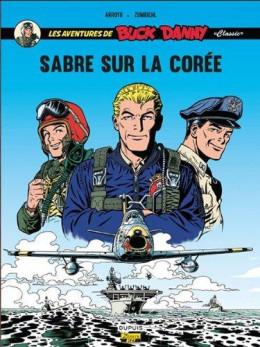 Buck Danny (classic) tome 1 - sabre sur la Corée