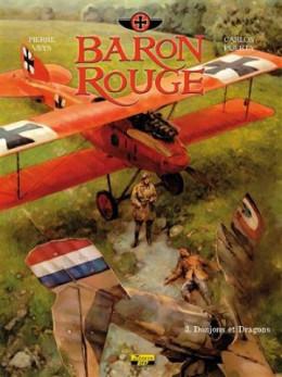 Baron Rouge tome 3 - donjons et dragons - coffret + cale