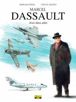 Marcel Dassault - Avec 2 ailes
