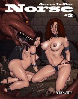 Nouvelle bande dessinée porno