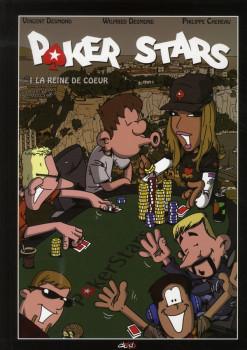 poker stars tome 1 - la reine de coeur