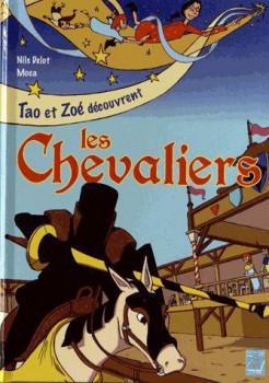 Tao et Zoé découvrent les chevaliers