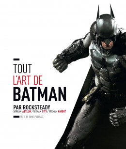 Batman Arkham Asylum - L'encyclopédie illustrée