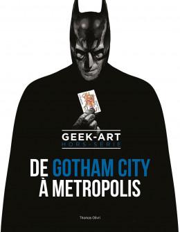 Geek-art - hors-série sur Batman