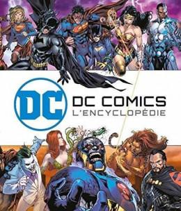 DC comics - encyclopédie illustrée