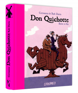 Don Quichotte tome 2