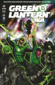 green lantern saga 19