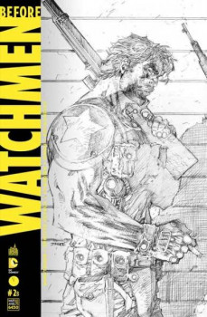Before Watchmen tome 2 - VC Jim Lee