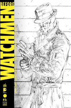 Before Watchmen tome 3 (couverture B)