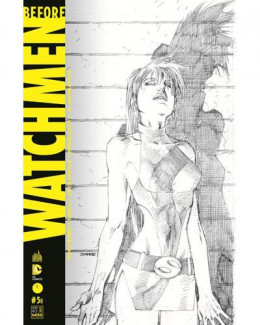 Before watchmen tome 5 (vc jim lee)