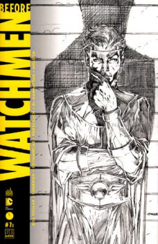 Before watchmen 7 - variant