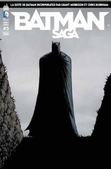 Batman Saga Hs N.3