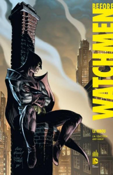 before watchmen DC Deluxe - le Hibou