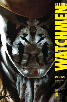 Before watchmen DC Deluxe tome 3 - Rorschach