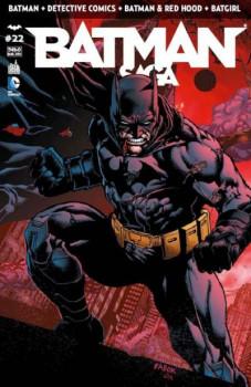 Batman Saga tome 22