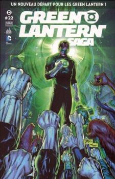 Green Lantern Saga N.22