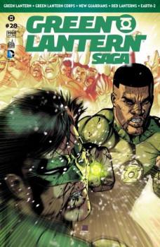 Green Lantern Saga tome 28