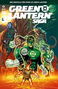 Green lantern saga tome 31