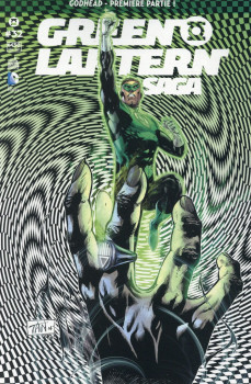 Green Lantern Saga tome 32