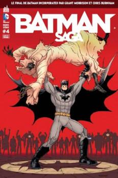 Batman Saga Hs N.4