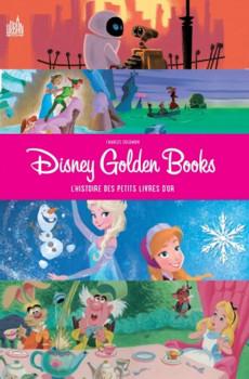 Disney golden books - L'histoire des petits livres d'or