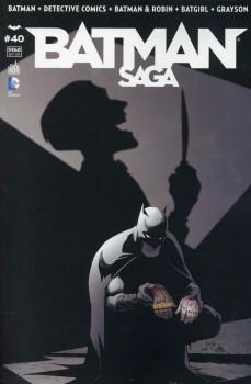 Batman Saga tome 40