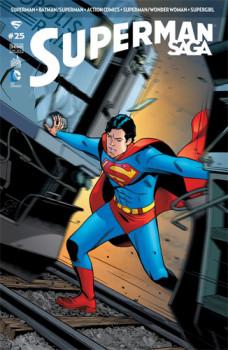 Superman saga tome 25