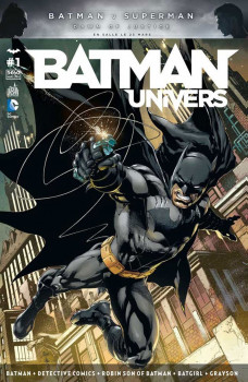 Batman univers tome 1