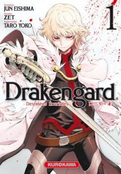 Drakengard tome 1