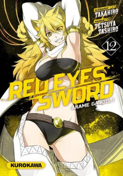 Red eyes sword - Akame ga kill ! tome 12