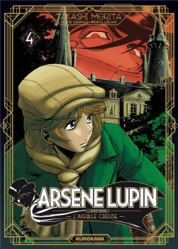 Arsène Lupin tome 4