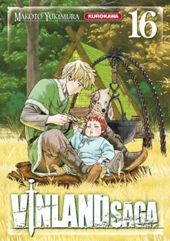 Vinland saga tome 16
