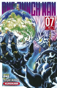One-Punch man tome 7