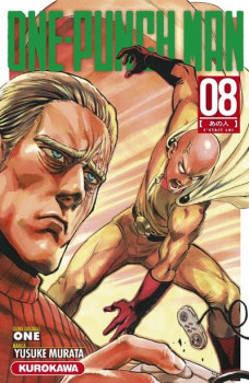 One-punch man tome 8