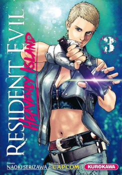 Resident evil - Heavenly island tome 3