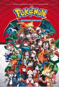 Pokémon - artbook