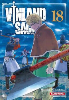 Vinland saga tome 18