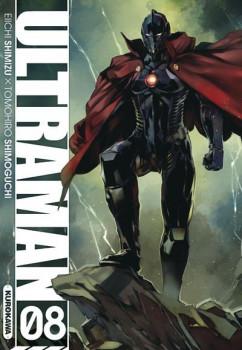 Ultraman tome 8