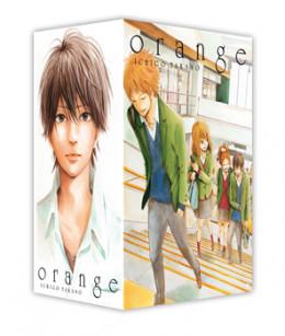 Orange - coffret