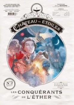 Le château des étoiles gazette tome 3 - les conquérants de l'éther