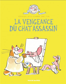 Le chat assassin tome 3