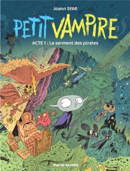 Petit Vampire tome 1