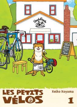 Les petits vélos tome 1